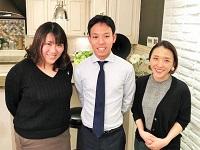 http://iishuusyoku.com/image/いい就職プラザを通じて入社した先輩たちも元気に活躍中!きっとすぐに馴染んでいただけるはずです!