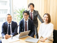 http://iishuusyoku.com/image/一緒に会社の未来を創っていく新しい仲間に会えることを楽しみにしています!