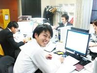 https://iishuusyoku.com/image/平均年齢29歳。20代でも、管理職になれる!実力があれば年齢は全く関係ありません。