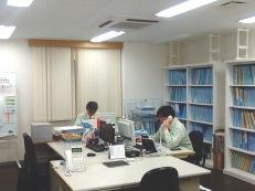 https://iishuusyoku.com/image/名古屋市のオフィスの様子です。講習会や95周年の際には社員旅行が行われるなど他の部署との交流も盛んです。