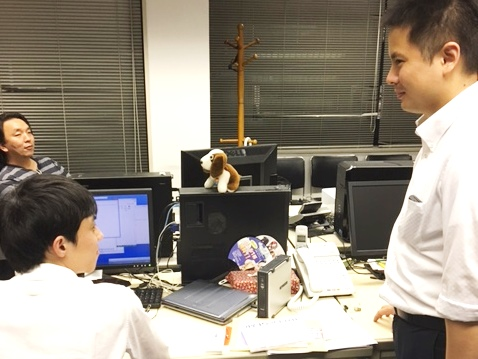 https://iishuusyoku.com/image/一人ひとりの社員が責任とやりがいあるプロジェクトを任されており、 自らの手で製品をつくっているという自負を持っています。