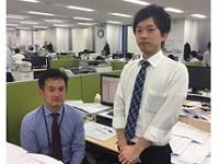 http://iishuusyoku.com/image/風通しの良い社風。一つのプロジェクトで各部門が自由に意見を交わしながら協力し合い、プロジェクトを進めていきます。