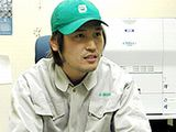 https://iishuusyoku.com/image/入社6年目の先輩社員さん。仕事終わると、趣味の野球観戦に出かけることもあるそうです!仕事に遊びに全力投球の社員さんが多いのが特徴です♪