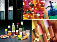 https://iishuusyoku.com/image/食品製造工程における消泡剤として、口紅・化粧品への添加、シャンプーやリンス等のヘアケア製品にも活躍しています!