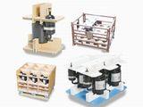 包装容器の設計・開発に特化し、大手メーカーをクライアントにこれまでの実績は6000種以上。包装・物流をトータルでサポートする業界のパイオニア企業として、近年、本格的な海外展開も進めています!