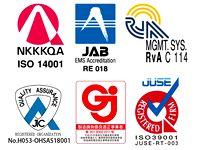http://iishuusyoku.com/image/関西の運送事業者で初めてISO9001を、また京都の運送会社で初となるISO39001など、多数の国際規格を取得!世界標準にかなう運送会社として、世界に通用する質の高いサービスを提供しています!