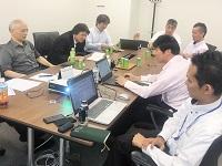 https://iishuusyoku.com/image/プロジェクト規模にもよりますが、2~20名単位のチームで常駐します。チームで協力しながらプロジェクトを進めて行きます。