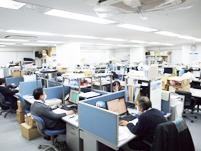 https://iishuusyoku.com/image/開発、営業、ヘルプデスク、管理部門と、ワンフロアに全ての社員が集まるので、コミュニケーションがとりやすい!