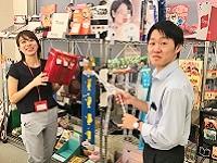 スーパー、コンビニ、ドラッグストアで見かける、食品や化粧品パッケージ・SPツールを手掛ける、営業職の募集です!