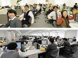 http://iishuusyoku.com/image/働きやすい労働環境が、新卒入社3年間の離職率ほぼ0%・平均勤続年数約15年という高水準な定着率に表れています!なじみやすい社風が魅力です♪