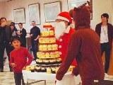 クリスマスパーティーやBBQ、表彰式、社員旅行など社員との交流が盛んで活気あふれる社風です。