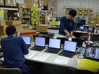 B社スタッフの多くが、お客様との「あ・うん」の呼吸による確実&安全に業務の遂行をしています。