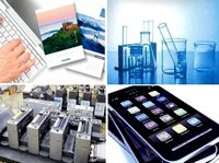 創業は明治元年、140年以上続くものづくりの歴史を持つ同社。印刷業を事業の核として、卓越した画像処理技術と、先端のエレクトロニクス技術を活かした、多彩な事業を展開しています。