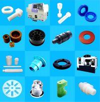 フッ素樹脂からスーパーエンジニアリングプラスチックまであらゆるプラスチック・樹脂素材、あらゆる加工に対応しています。