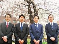 https://iishuusyoku.com/image/2019年度新入社員です!これからの彼らの未来に期待!毎年若手を採用しているので、活気のある社内ですよ!