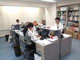 https://iishuusyoku.com/image/オフィスの様子です。近年移転したばかりですので、キレイなビルで働けますよ☆