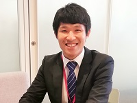 http://iishuusyoku.com/image/大切なのは、笑顔とコミュニケーション。加盟店さまから信頼される存在を目指しています。
