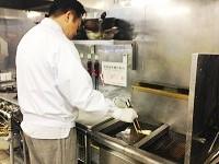 https://iishuusyoku.com/image/東京本社内にある調理食品開発室。ここでの開発データを基に、海外協力工場に加工指示を出していきます。