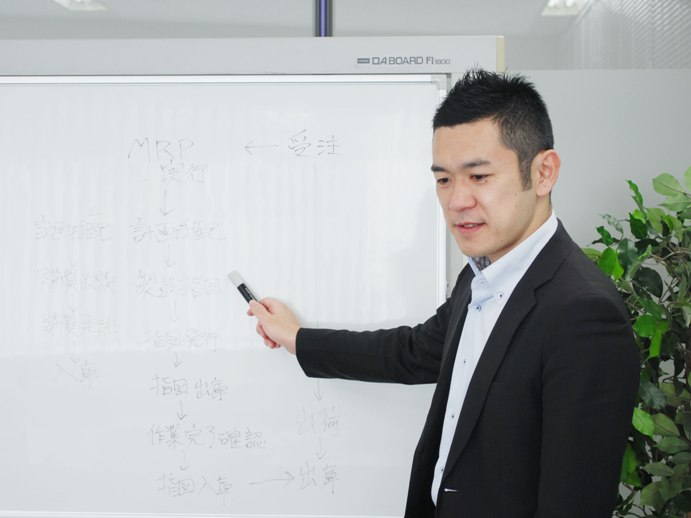 http://iishuusyoku.com/image/お客様の課題解決のために一生懸命になれる仕事!どうすれば満足していただけるかを社内で連携して考えます。
