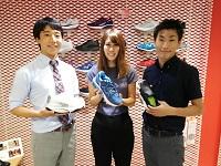 海外の有名スポーツブランドの商品を、一緒に日本市場に広めていきませんか?