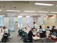 https://iishuusyoku.com/image/明るく広々としたオフィスで、気持ちよく働けます。和気藹々としていて穏やかな社風です。