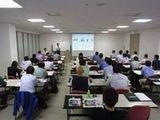 https://iishuusyoku.com/image/企業などに向けて、さまざまなセミナーや講習会を行っています。また展示会にも積極的に出展し、製品PR活動を行っています。