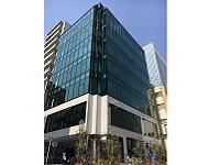 https://iishuusyoku.com/image/2018年3月に移転した本社オフィス。新築のオフィスビルは、同社が手掛けた物件です!
