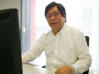 "http://iishuusyoku.com/image/営業部長です。「10年後、25年後でも""オモシロイ""と思い続けられる奥の深い仕事ですよ!」"