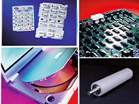 https://iishuusyoku.com/image/スマートフォンや各種エレクトロニクス製品の電気絶縁用途・防湿表面処理、電気・電子部品の接着・固定にも使用されています!
