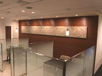 配属先の京都本社の様子です!きれいなオフィスでお仕事することができますよ!最寄り駅から徒歩1分と通勤も便利な好立地です♪
