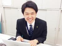 https://iishuusyoku.com/image/「顧客の立場にたった心づかいが弊社の強み」と語る若手営業マン。お客様の為に何ができるか日々奮闘中!