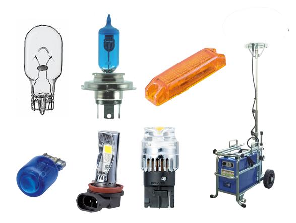 世界で活躍する大手自動車ランプメーカーとのパートナーシップで自動車用電球や照明機器を手がける安定メーカーです。
