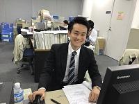 https://iishuusyoku.com/image/営業の先輩です!街に立つ大きなビルの空調機器を手掛ける。カタチに残る楽しい仕事ですよ!