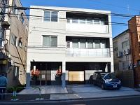 赤羽にある本社オフィス。JR「赤羽」駅も徒歩圏内。