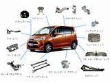 http://iishuusyoku.com/image/世界での自動車販売台数もトップクラスをいくトヨタ自動車、ダイハツ工業が取引先!特に、ほとんどのダイハツ車の足回り部品を手がけているという技術力の高さが自慢です!