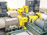 http://iishuusyoku.com/image/駆動系を中心にエンジンから車両及びタイヤまで、多くの試験体を対象とした試験機を提供しています。