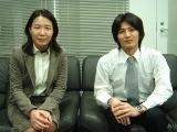 http://iishuusyoku.com/image/いい就職プラザから入社された原さん(写真右)。「責任のある仕事を任せてもらえるので大変ですがやりがいがあります。」