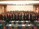 https://iishuusyoku.com/image/2013年3月に開催された第3期の全社会議。全従業員が集まりました。