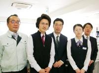https://iishuusyoku.com/image/20代の若手から40代のベテランまでバランス良く揃う!和やかな雰囲気も自慢です!