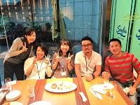 https://iishuusyoku.com/image/フレキシブルな働き方が可能な組織だからこそ、集まれるタイミングでは、Face to Faceのコミュニケーションを大切にしています。