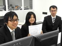 http://iishuusyoku.com/image/未経験の方は、先輩について少しずつ業務を覚えていきます。現役の大学の講師の方からの研修にも参加可能です!