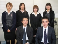 https://iishuusyoku.com/image/いい就職を通じて入社した先輩が活躍中!アットホームな社風ですので、安心して長く働いていただけます。