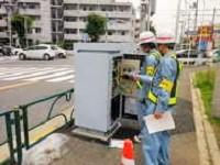 http://iishuusyoku.com/image/官公庁の電気設備の点検・補修も行っています。入社後に電気工事士資格取得を目指していただくので未経験でも大丈夫!
