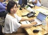 https://iishuusyoku.com/image/いい就職プラザより入社した先輩社員が活躍中!男女ともに安心して働ける環境ですので、ぜひ飛び込んできてくださいね。