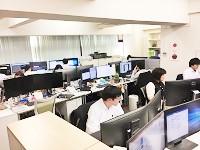 https://iishuusyoku.com/image/自社内開発95%以上!先輩エンジニアがいつも近くにいるので、いつでも質問・相談することができます!