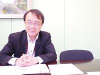 https://iishuusyoku.com/image/「メディカルITでピカッと光る存在になりたい」と夢を語る社長。きさくでお話上手な方です。