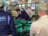 https://iishuusyoku.com/image/畳製造機工場の様子です。まずは畳のことから丁寧に教えていくので未経験の方も安心です
