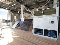 https://iishuusyoku.com/image/勤務地となる滋賀工場は2017年に新設。実機運転可能なショールームや地中熱ヒートポンプを併設しています!