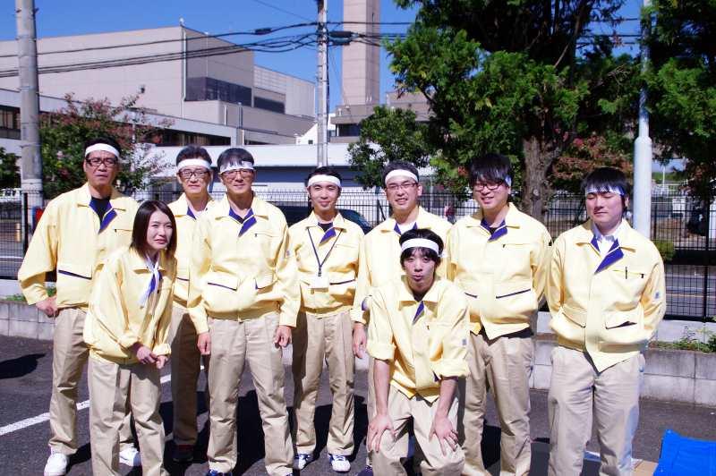 https://iishuusyoku.com/image/10代から50代まで、社員全員揃っての運動会を開催!みんなで思いっきり汗をかき、ワイワイ楽しみました。