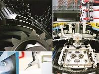 自動車、航空、造船をはじめ、あらゆる産業を支える産業用設備機械の安定稼働を実現させています!